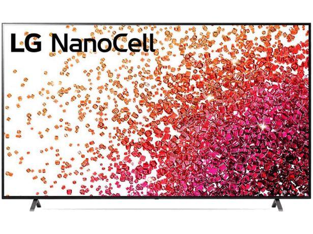 "LG NANO75 86"" NanoCell 4K UHD Smart TV (86NANO756PA) för 19990 kr"