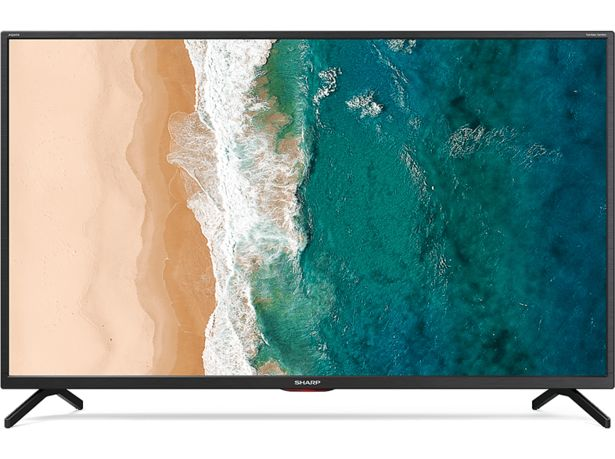 "SHARP 43BN5 - 43"" - Smart 4K-TV -Svart för 3990 kr"