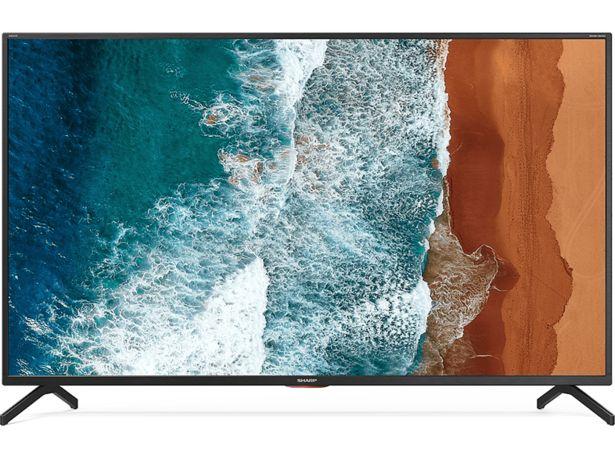 """SHARP 50BN5 - 50"""" - Smart 4K-TV -Svart för 4890 kr"""