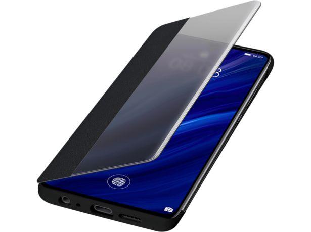 HUAWEI Smart View Fodral till Huawei P30 - Svart för 149 kr