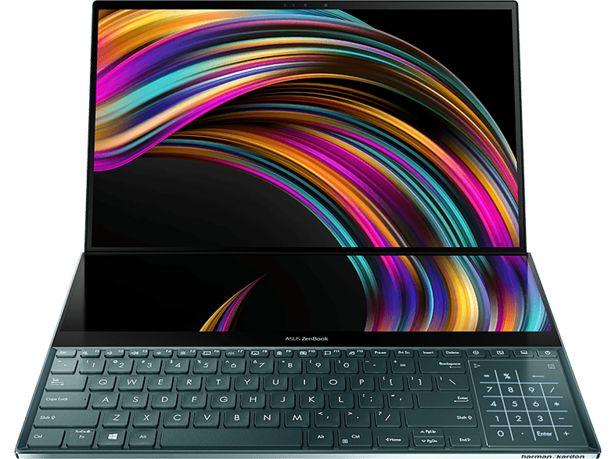 """ASUS ZenBook Pro Duo UX581LV-H2002R - 15.6"""" Bärbar Dator för 23990 kr"""