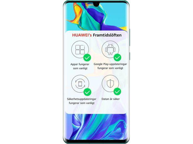 HUAWEI P30 Pro - 128GB - AURORA för 4990 kr