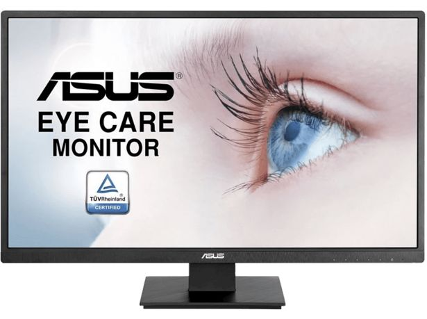 """ASUS VA279HAE - 27"""" FHD VA 75 Hz-skärm för 999 kr"""