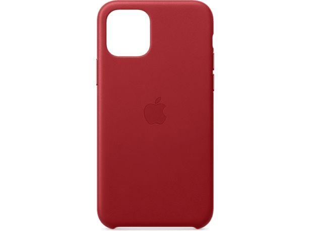 APPLE Läderskal till iPhone 11 Pro - (PRODUCT) RED för 99 kr