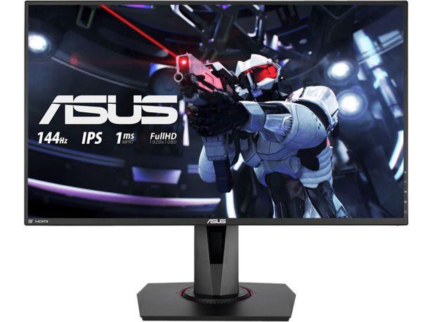 """ASUS VG279Q - 27"""" FHD IPS 144 Hz FreeSync Gamingskärm för 2890 kr"""