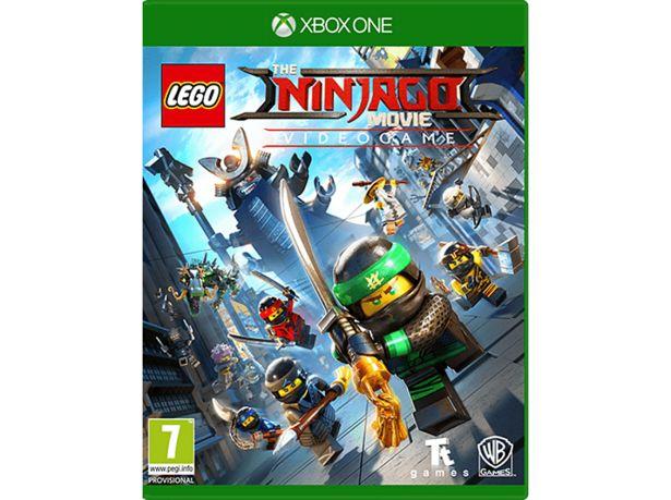 LEGO Ninjago Xbox One för 199 kr