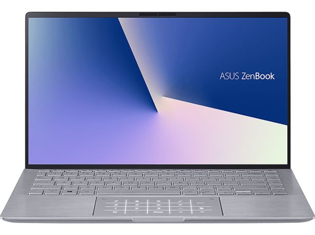 "ASUS ZenBook 14 UM433IQ-PURE1 - 14"" Bärbar Dator för 9990 kr"