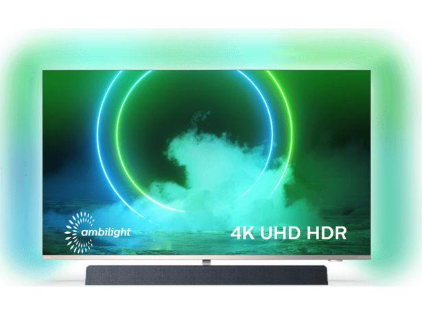 """PHILIPS 55"""" UHD 4K Smart-TV 55PUS9435- Svart för 9990 kr"""