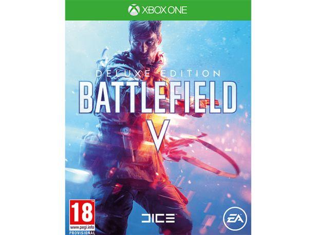 Battlefield V Deluxe Edition Xbox One för 897 kr