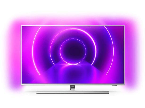 """PHILIPS 58"""" Smart UHD 4K TV 58PUS8535/12 för 6990 kr"""