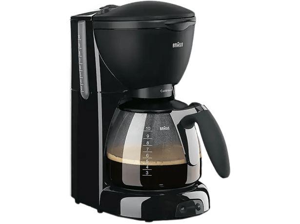 BRAUN KF560 CaféHouse PurAroma Plus Kaffebryggare för 399 kr