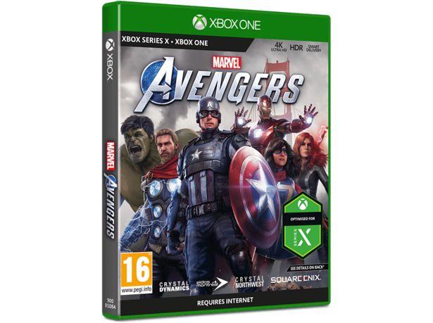 Marvel´s Avengers Xbox One för 299 kr