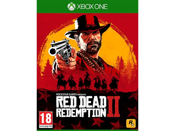 Red Dead Redemption 2 Xbox One för 279 kr