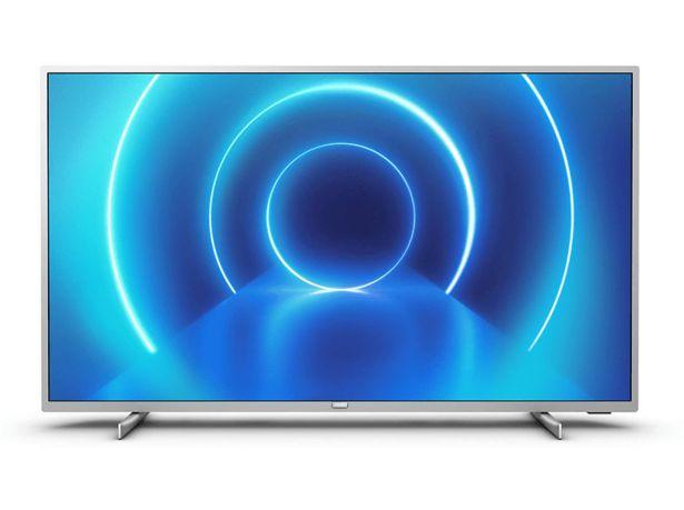 """PHILIPS 43"""" Smart LED-TV med 4K UHD 43PUS7555/12 för 3990 kr"""