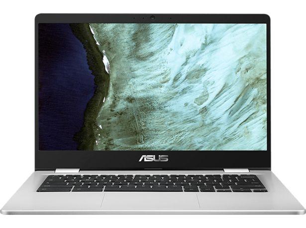 """ASUS Chromebook C423NA-BV0028 - 14"""" Bärbar Dator (Inkl. Optisk Mus) för 3290 kr"""