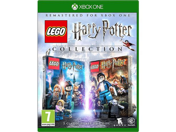 LEGO Harry Potter - Remastered Collection Xbox One för 299 kr