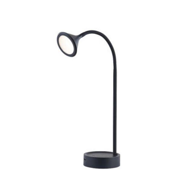 Bordslampa Nero Svart Med USB för 499 kr