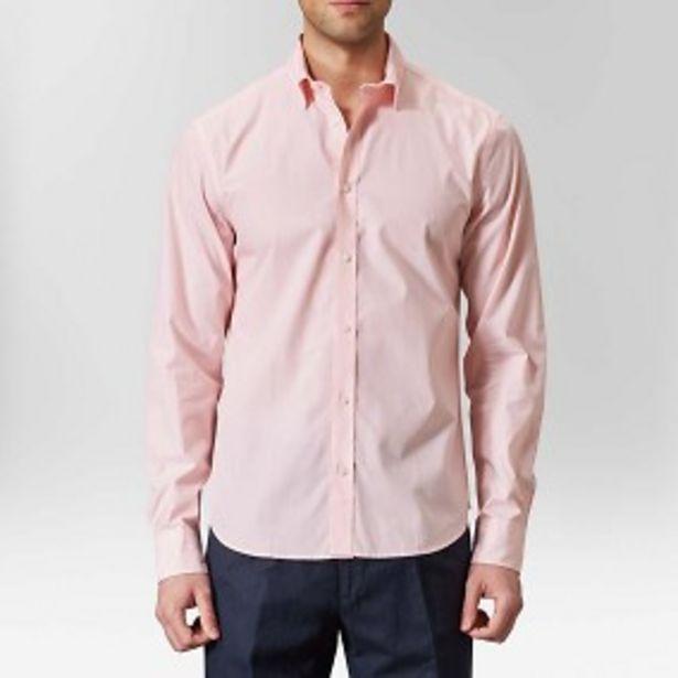 Udden randig skjorta korall för 149 kr