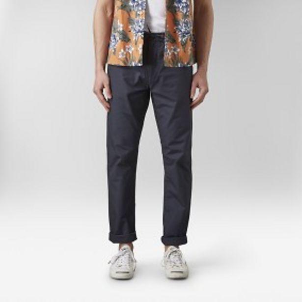 Benson ripstop byxor blå för 149 kr