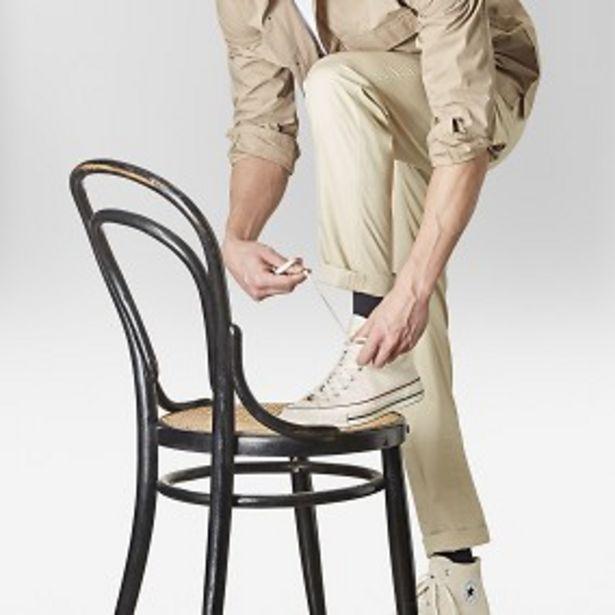 Holm elastic byxor beige för 199 kr