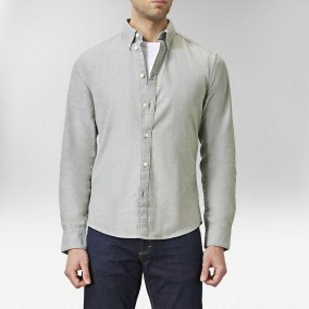 Spike oxfordskjorta grön för 179 kr