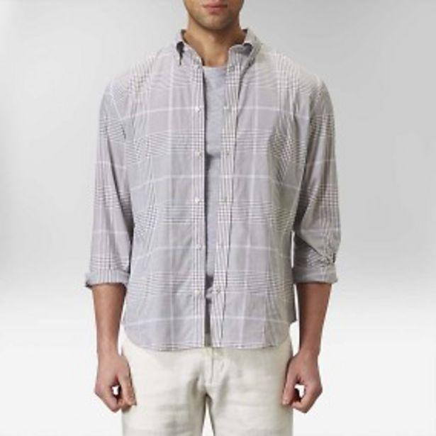 Edet rutig skjorta grön för 149 kr