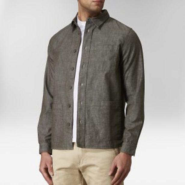 Eric skjortjacka grön för 399 kr