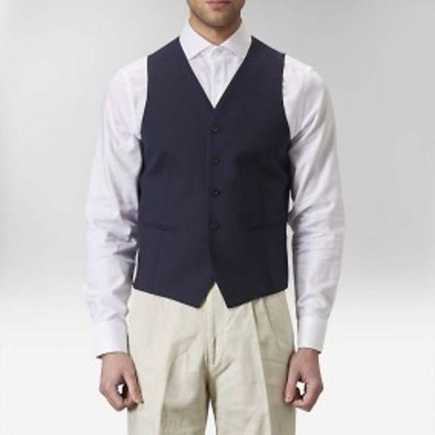 Baker kostymväst blå för 199 kr