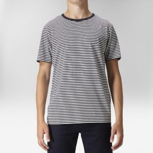 Idala randig t-shirt blå för 99 kr