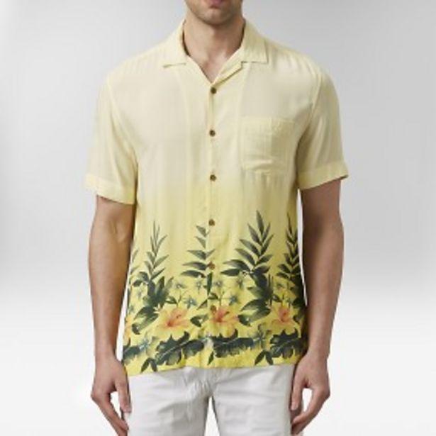 Magnum hawaiiskjorta gul för 149 kr