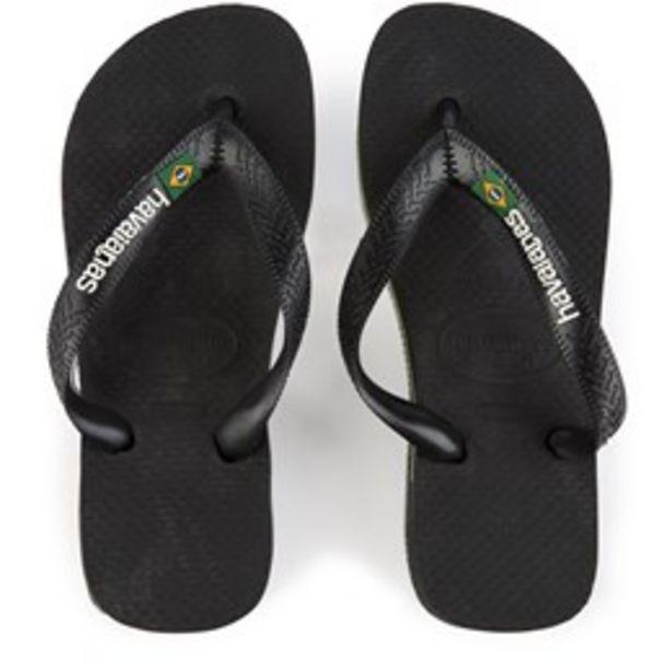 Havaianas Havaianas Brazil Flip-flop Svart för 179 kr