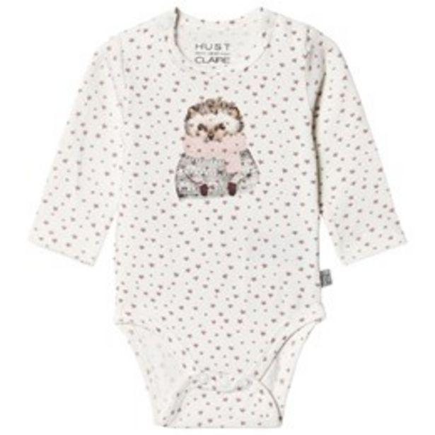 Hust&Claire Bebe Baby Body Dusty Rose för 249 kr