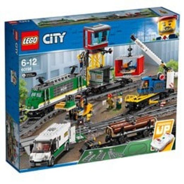 LEGO City 60198 LEGO® City Godståg för 2199 kr