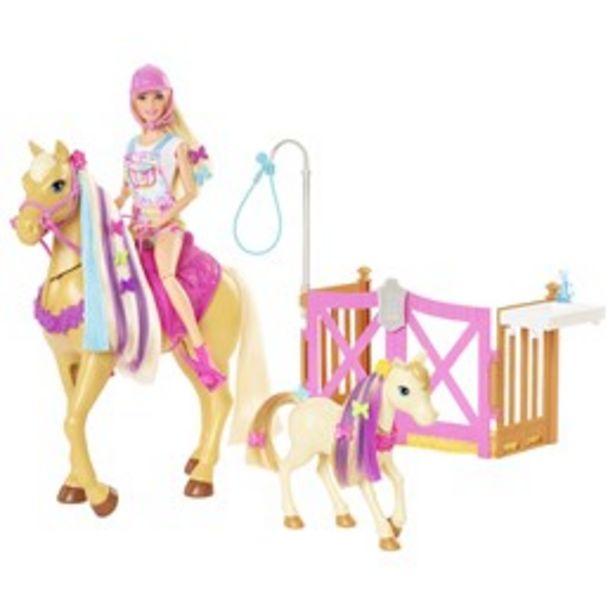 Barbie Fall Feature Häst för 1099 kr