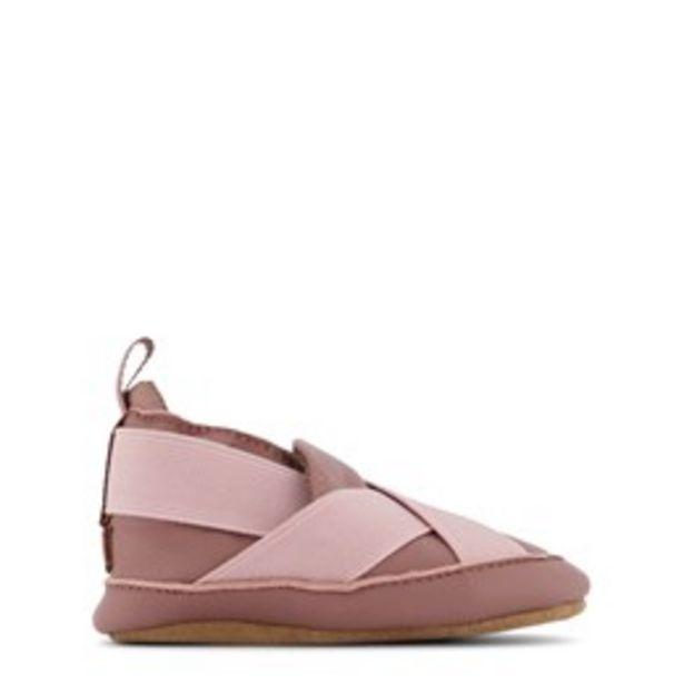 Melton Leather Toffla Burlwood för 259 kr