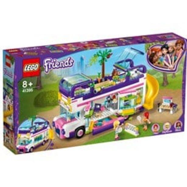 LEGO Friends 41395 LEGO® Friends Vänskapsbuss för 849 kr