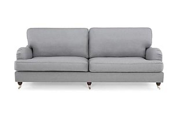 Soffa Howard Oxford 4-sits för 7995 kr
