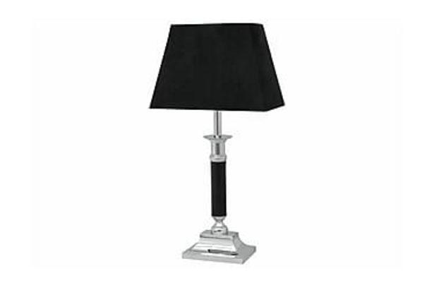 Lampa Lilla Madame Svart/Krom för 500 kr