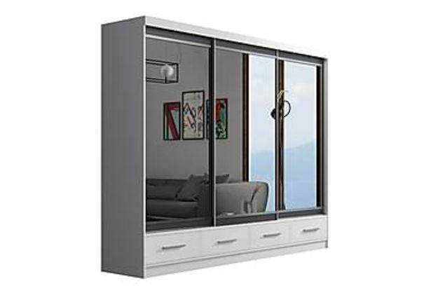 Garderob Hallabro för 5995 kr
