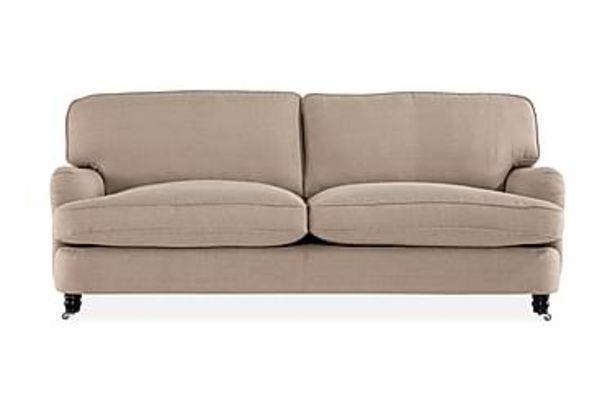 3-sits Soffa Oxford Deluxe för 9495 kr
