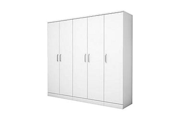 Garderob Stepahnie 202 cm för 5995 kr