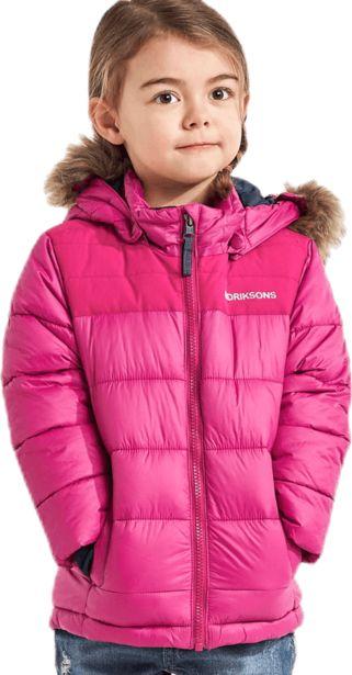 Digory Puff Jacket 2 Pink för 598 kr