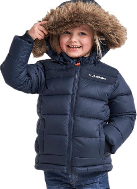 Digory Puff Jacket 2 Blue för 599 kr