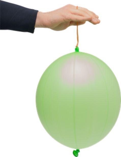 Kör jojo med en vattenfylld ballong för 19 kr
