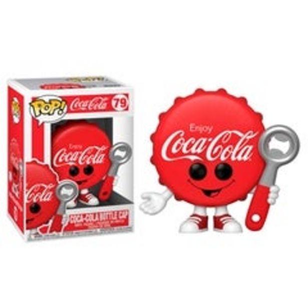 Funko POP Coca-Cola Bottle Cap för 149 kr