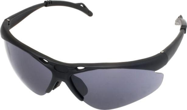 Sportiga solglasögon för en blixtsnabb look för 19 kr