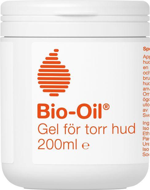 Bio-Oil Gel för torr hud 200 ml för 119,2 kr