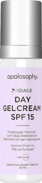 Apolosophy Pro-Age Silver Day Gel Cream SPF15 50 ml för 89,25 kr