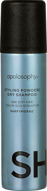 Apolosophy Styling Powder / Dry Shampoo 150 ml för 29,5 kr