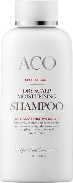 ACO Special Care Dry Scalp Moisturising Shampoo 200 ml för 42,5 kr